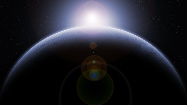 vize nové planety